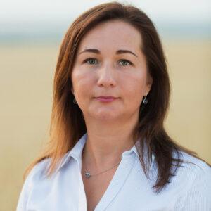 Олена Ворона - Директор з операційної діяльності Групи АГРОТРЕЙД